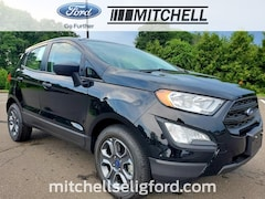 New 2021 Ford EcoSport S SUV for Sale in Simsbury, CT