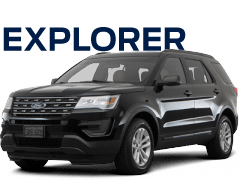 Ford Explorer in CT