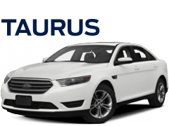 Ford Taurus in CT