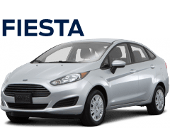 Ford Fiesta in CT
