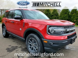 2021 Ford Bronco Sport Big Bend SUV
