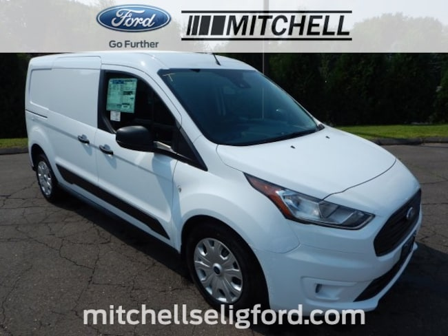 New 2019 Ford Transit Connect XLT Cargo Van SUV in CT