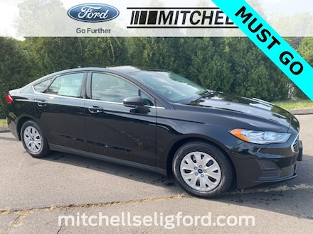 2020 Ford Fusion S w/ Navigation - CoPilot 360 Assist - Adaptive Cr Cars