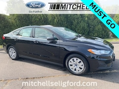 2020 Ford Fusion S w/ Navigation - CoPilot 360 Assist - Adaptive Cruise Cars
