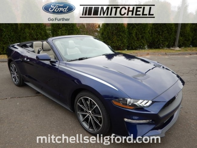 New 2019 Ford Mustang Ecoboost Cars in CT