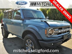 New 2021 Ford Bronco Big Bend SUV for Sale in Simsbury, CT