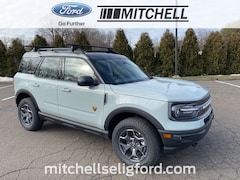 New 2021 Ford Bronco Sport Badlands SUV for Sale in Simsbury, CT