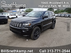 New 2018 Jeep Grand Cherokee ALTITUDE 4X4 Sport Utility in Redford, MI near Detroit
