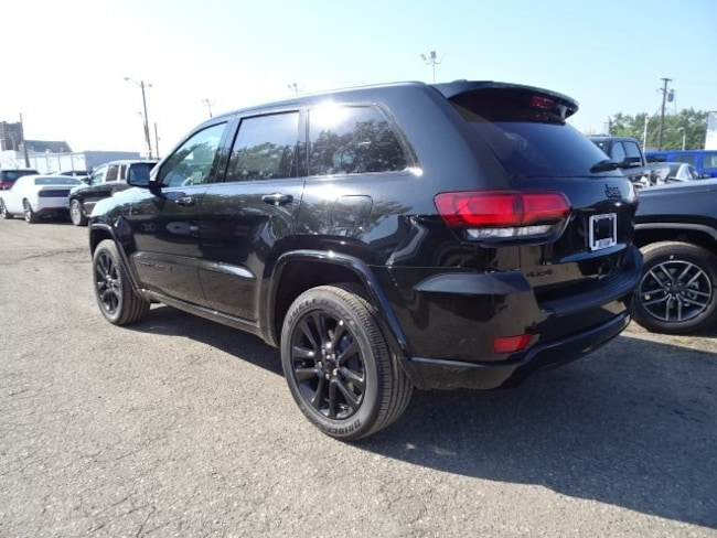New 2019 Jeep Grand Cherokee For Sale In Highland Park Mi