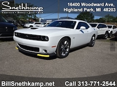 New 2019 Dodge Challenger R/T Coupe 1918002 in Highland Park, MI