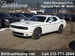 New 2018 Dodge Challenger GT ALL-WHEEL DRIVE Coupe in Redford, MI near Detroit