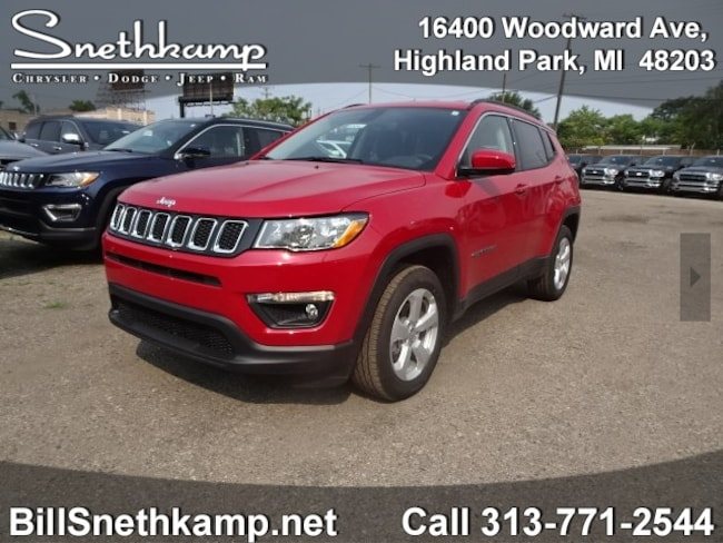 New 2018 Jeep Compass LATITUDE 4X4 Sport Utility in Highland Park, MI