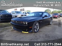 New 2019 Dodge Challenger R/T Coupe 1918001 in Highland Park, MI