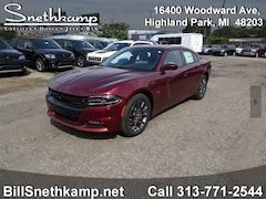 New 2018 Dodge Charger GT PLUS AWD Sedan in Redford, MI near Detroit