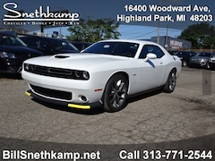 New 2019 Dodge Challenger R/T Coupe in Redford, MI near Detroit