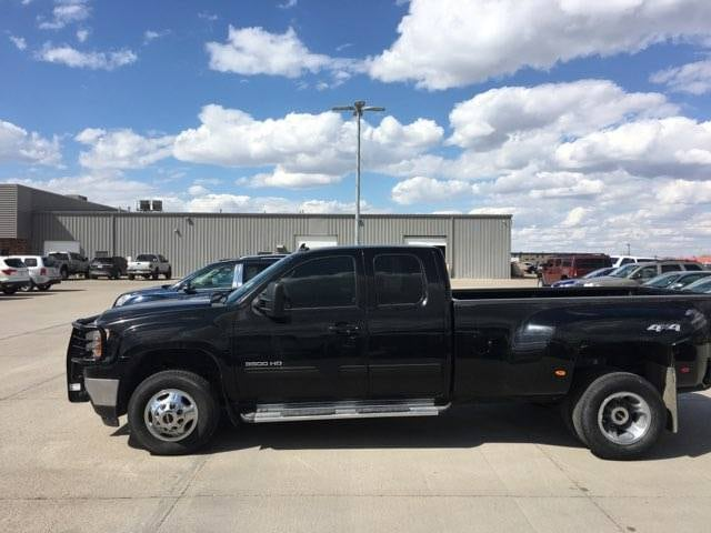2012 GMC Sierra 3500HD SLT Extended Cab Long Box 4WD Truck Extended Cab