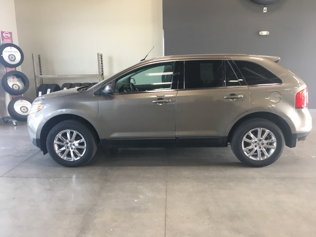 Bill Summers Ford >> Used 2014 Ford Edge For Sale At Bill Summers Nissan Vin