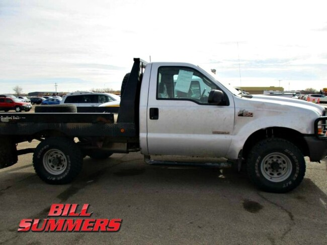 Bill Summers Ford >> Used 2004 Ford F 350 For Sale At Bill Summers Honda Vin