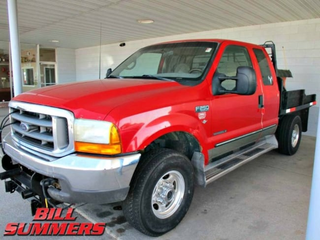 Bill Summers Ford >> Used 1999 Ford F 250 For Sale At Bill Summers Honda Vin