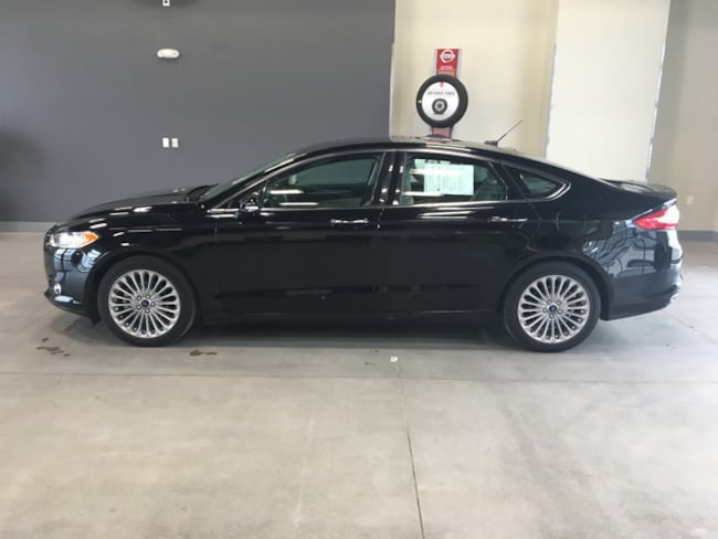 Bill Summers Ford >> Used 2016 Ford Fusion For Sale At Bill Summers Nissan Vin