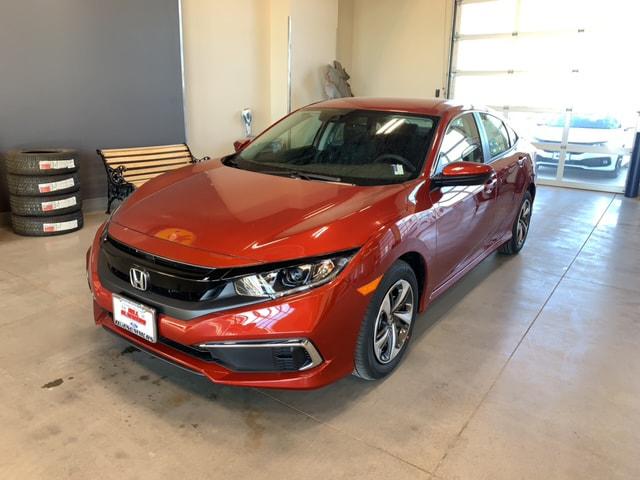 2019 Honda Civic Sedan LX LX CVT
