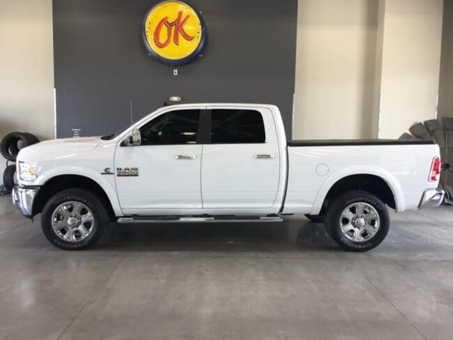 2016 Ram 3500 Laramie Truck