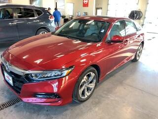 2019 Honda Accord Sedan EX-L 1.5T EX-L 1.5T CVT