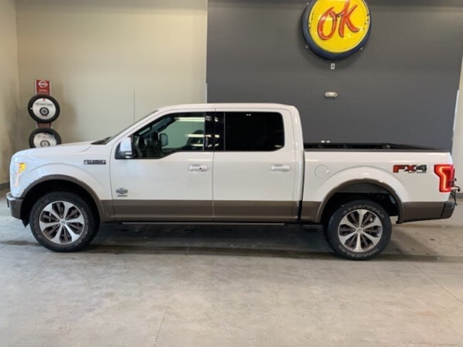 2015 Ford F-150 King Ranch Truck