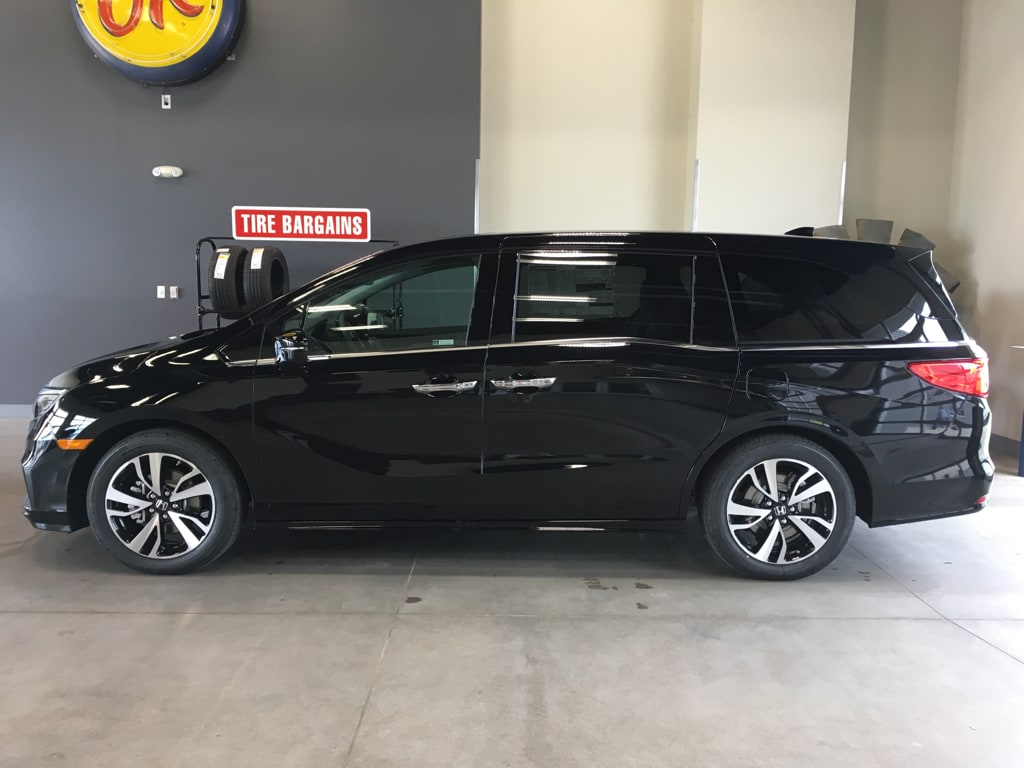 2019 Honda Odyssey Elite Elite Auto