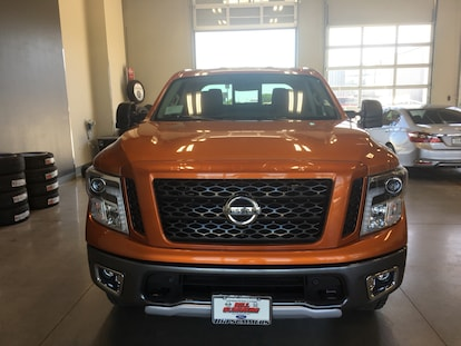 New 2019 Nissan Titan For Sale at Bill Summers Nissan | VIN