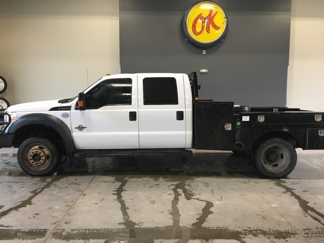 2013 Ford F-550SD XL Truck