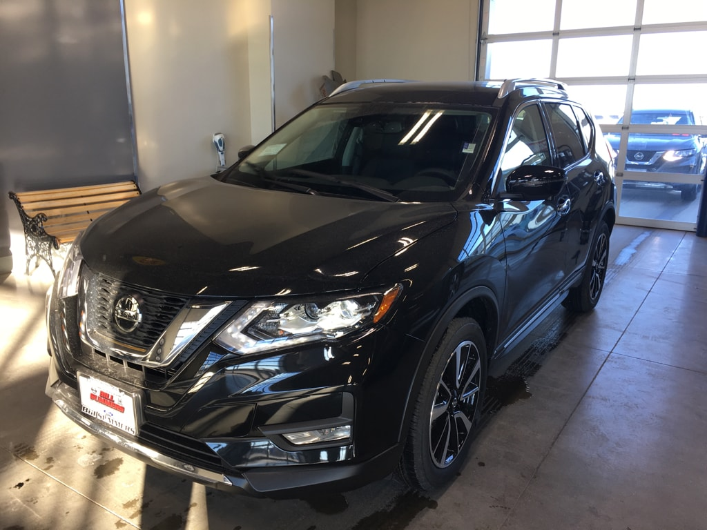 2019 Nissan Rogue SL AWD SL 5N1AT2MV4KC739513