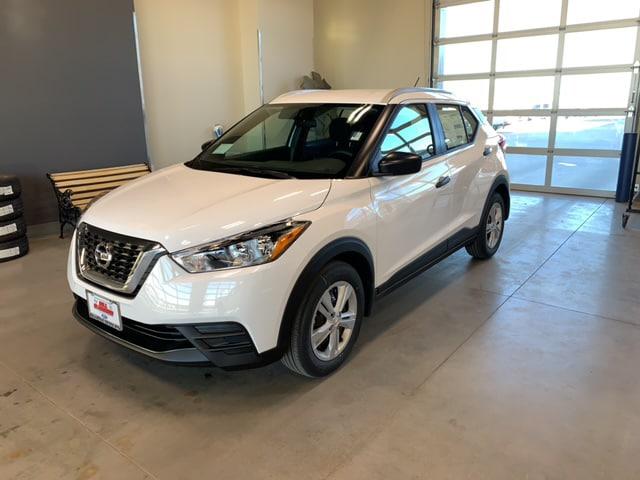 2019 Nissan Kicks S S FWD