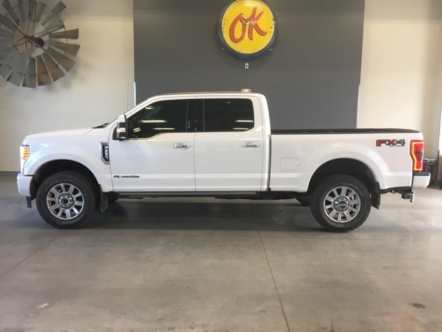 2018 Ford F-250SD Limited Truck