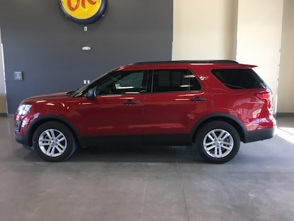 Bill Summers Ford >> Used 2017 Ford Explorer For Sale At Bill Summers Nissan