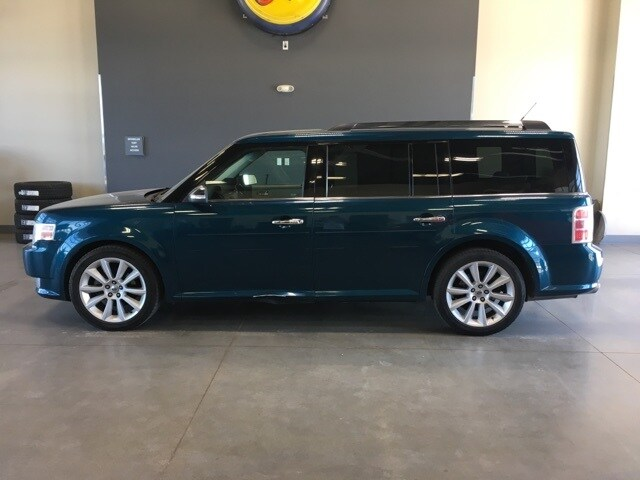 Bill Summers Ford >> Used 2011 Ford Flex For Sale At Bill Summers Nissan Vin