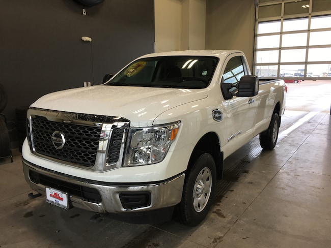 2018 Nissan Titan XD SV 4x4 Gas Single Cab SV