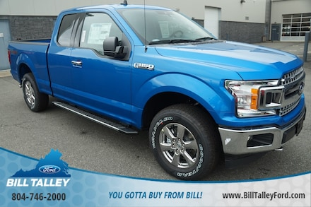 2019 Ford F-150 Truck SuperCab Styleside…