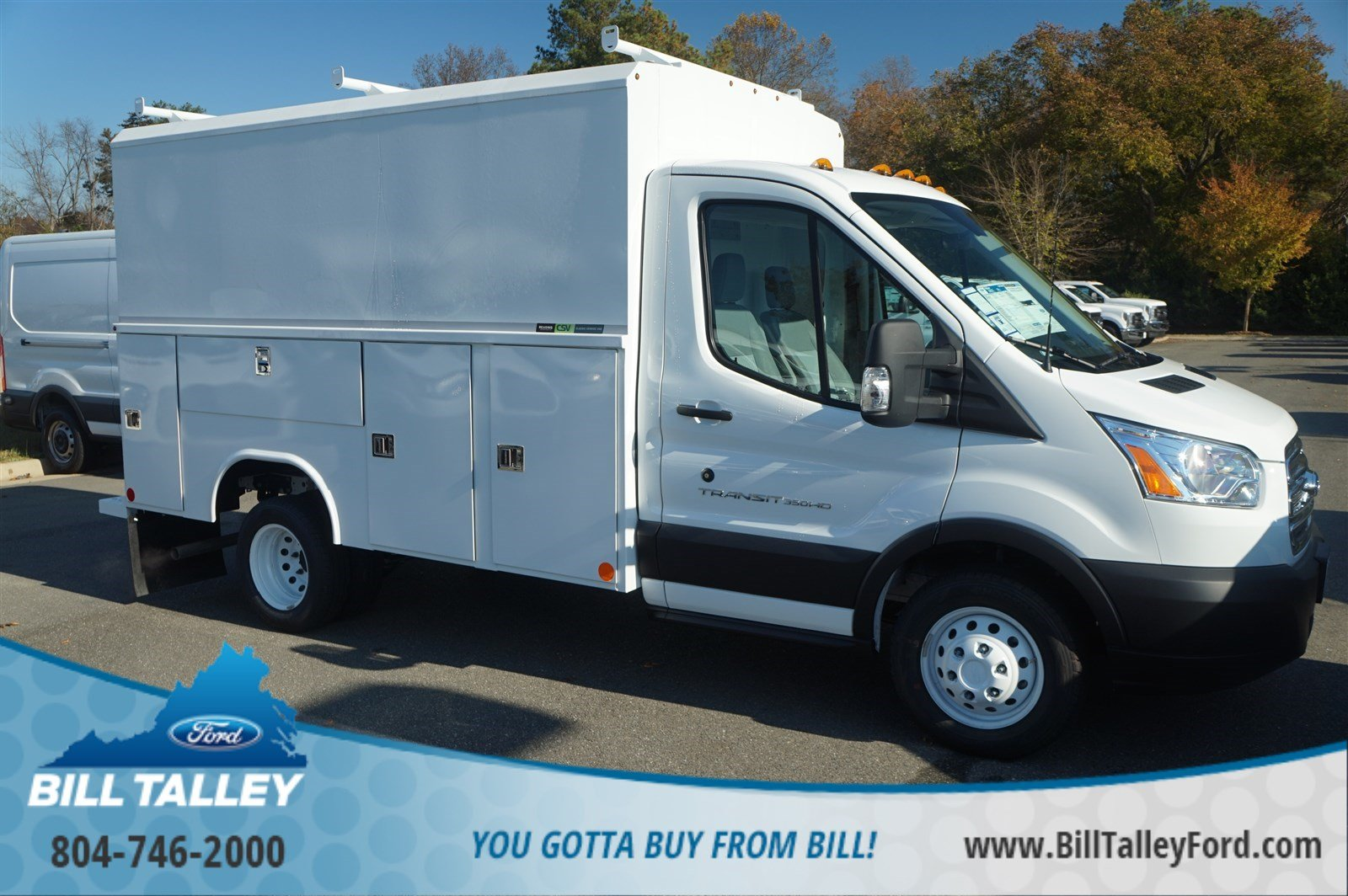 2019 Ford Transit-350 Base Truck