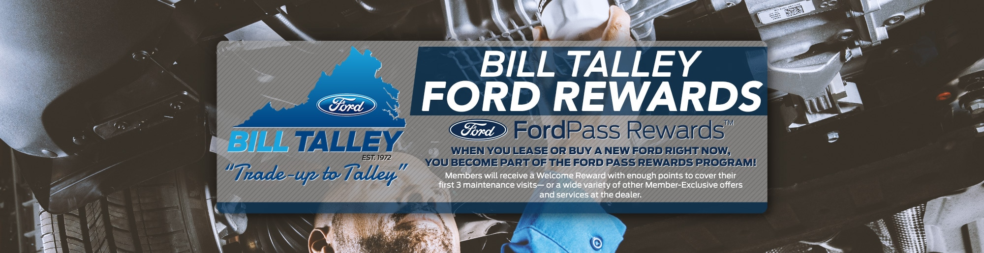 Richmond Ford Lincoln >> Bill Talley Ford New Used Ford Dealership Richmond Va