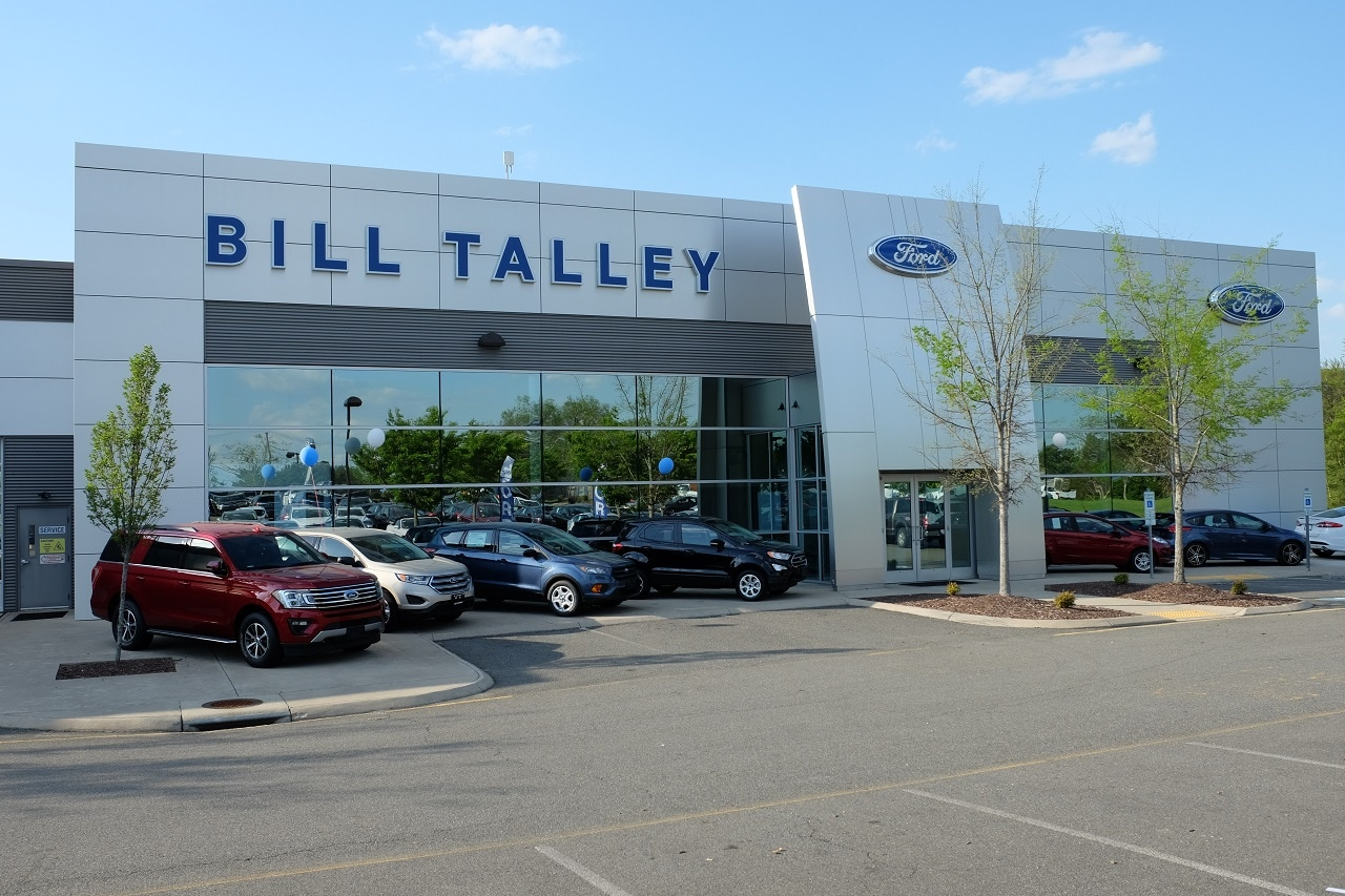 Bill Talley Ford Dealership in Mechanicsville, VAi
