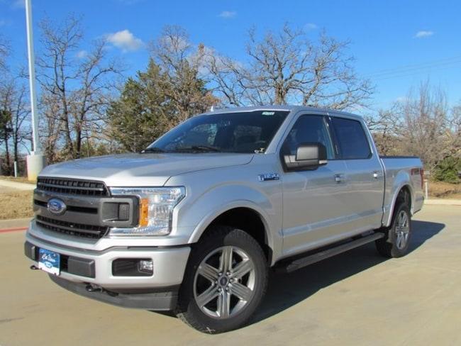 New 2018 Ford F-150 XLT Truck in Denton, TX