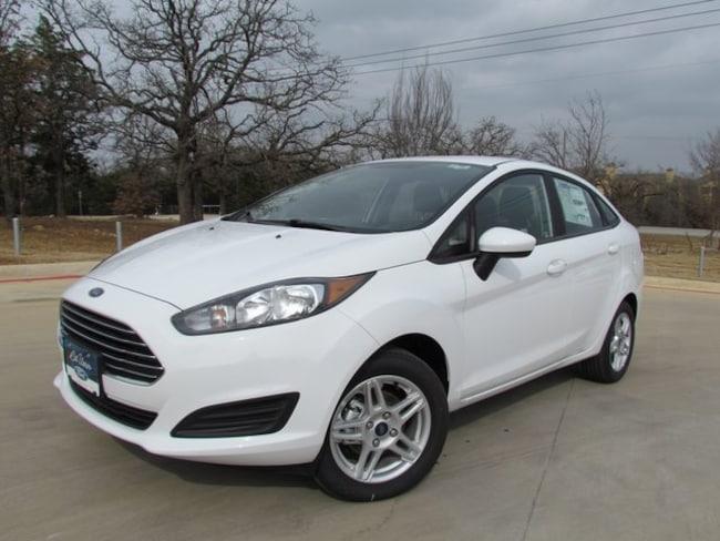 New 2018 Ford Fiesta SE Sedan in Denton, TX