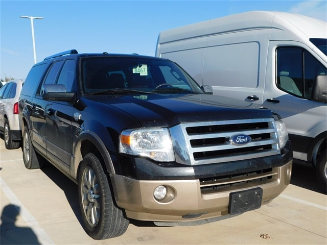 Used  Ford Expedition El King Ranch Suv Vv Ffv Denton Tx