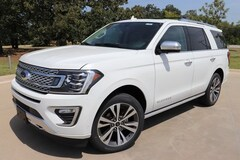 New 2021 Ford Expedition Platinum SUV For Sale in Denton, TX