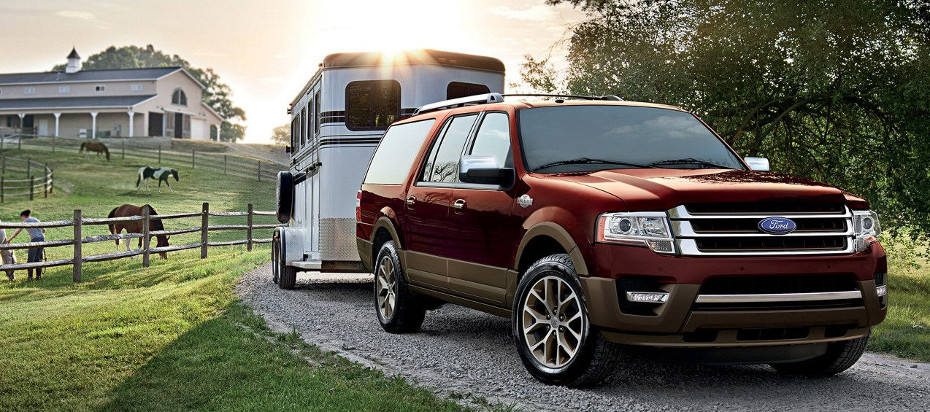 2017 Ford Expedition For Sale In Denton, TX