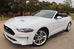New 2021 Ford Mustang Convertible For Sale in Denton, TX