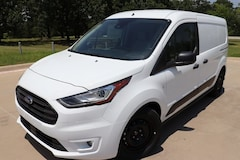 New 2021 Ford Transit Connect XLT Cargo Van For Sale in Denton, TX