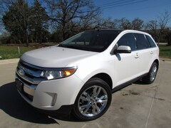 Used 2013 Ford Edge Limited SUV For Sale in Denton, TX
