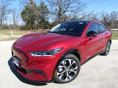 New 2021 Ford Mustang Mach-E Premium SUV For Sale in Denton, TX